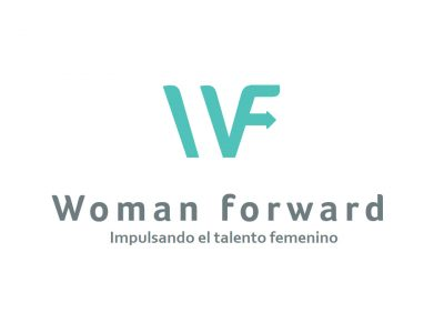 logo womanforward