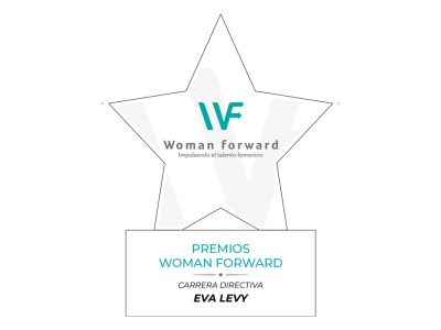 premio womanforward carrera directiva